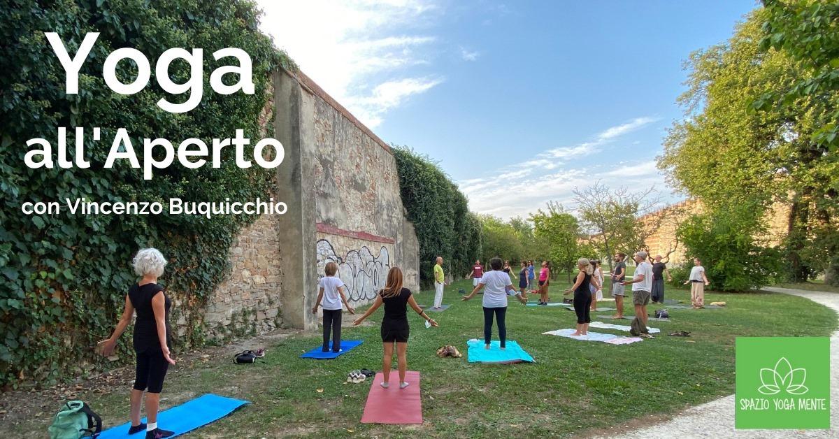 Corso all'Aperto di Hatha Yoga – Parco delle Concette (Parco San Silvestro) - PISA